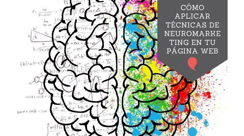 Cómo aplicar técnicas de neuromarketing en tu página web