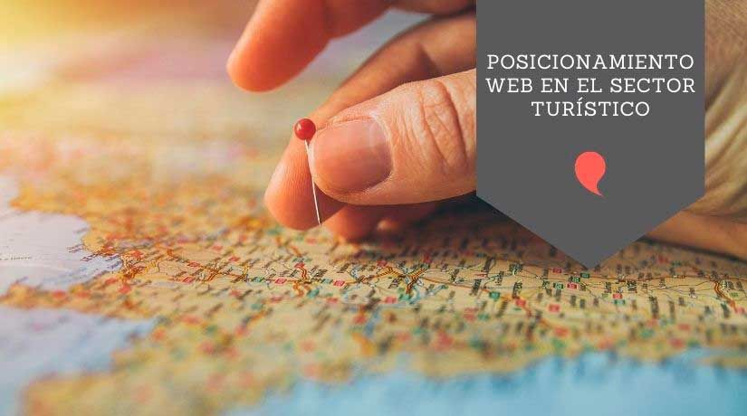 ▶ POSICIONAMIENTO WEB EN EL SECTOR TURÍSTICO
